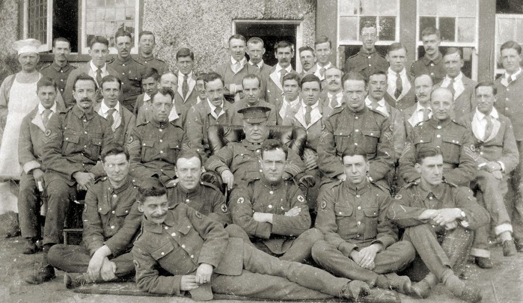 RM12409 norfolk regiment ww1